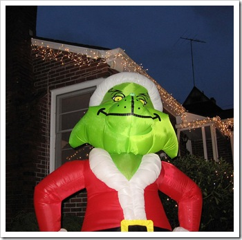 The Angry Grinch