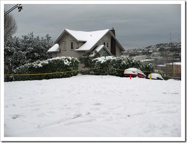 Lake Union Nachbarschaft 21 Dezember