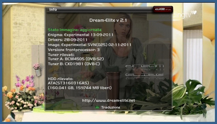 New Dream Elite v2.1 Image For DM 800se