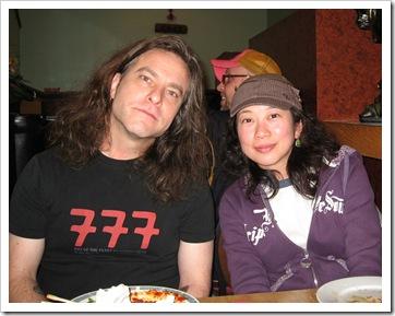 Gerry und Yuriko