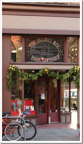 Elliot Bay Bookstore 1