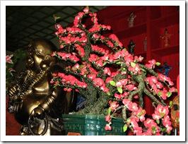 Dekor im Jade Garden