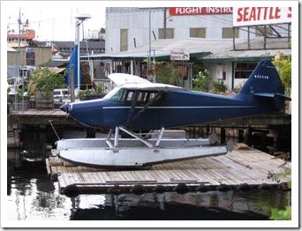 Seaplanes close